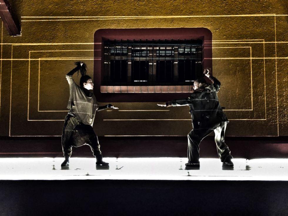 Foto Babel Cervantino 1 - Foto Mauricio Ascencio