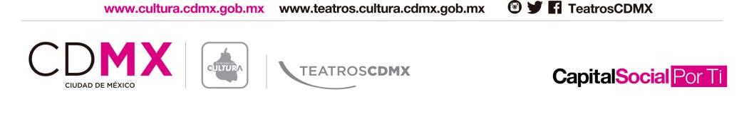 FRANJA LOGOS TEATROSCDMX 2017